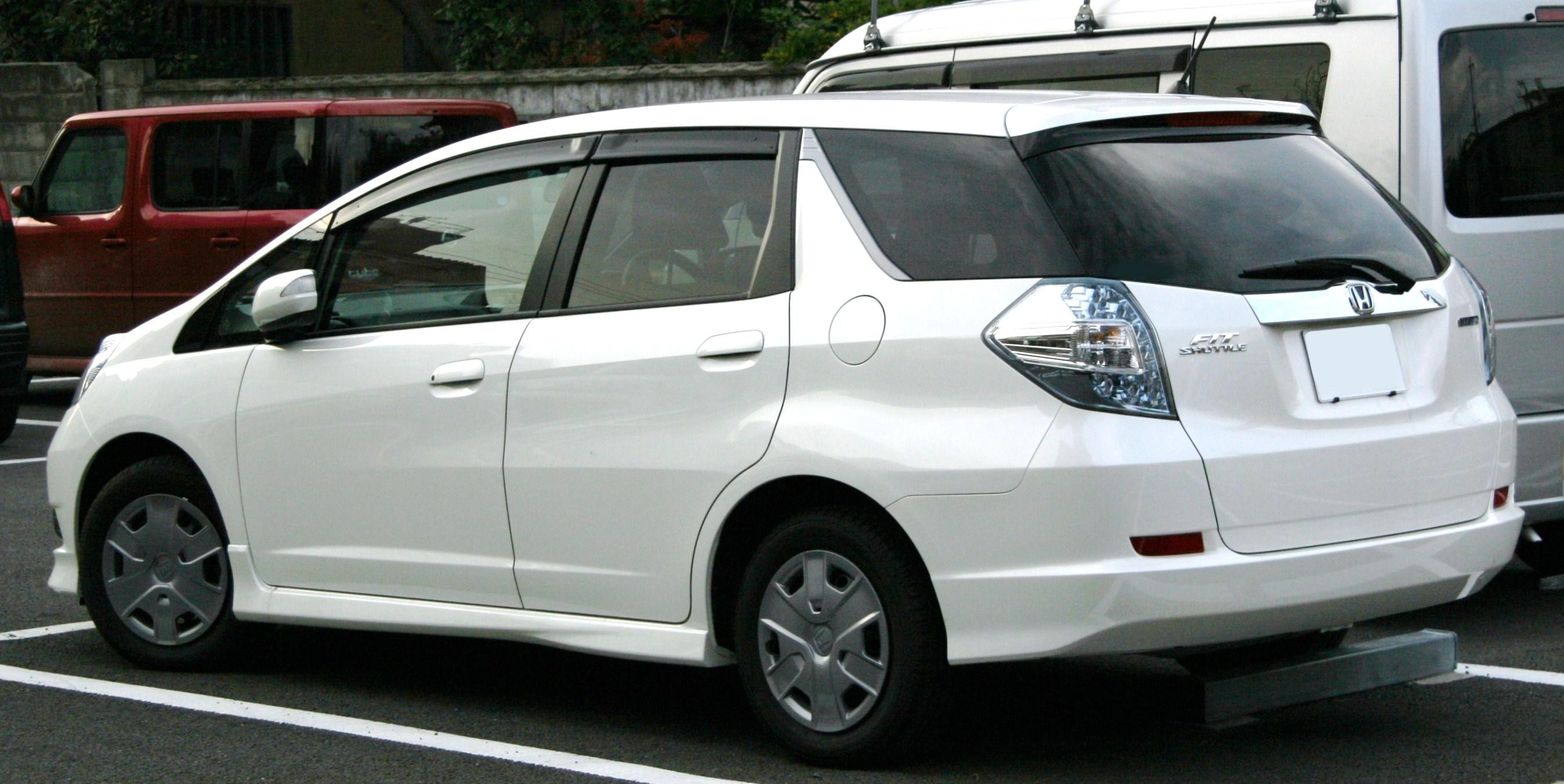 Honda Fit Shuttle I 2011 - 2013 Station wagon 5 door #5