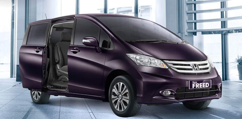 Honda Freed I 2008 - 2016 Compact MPV #2