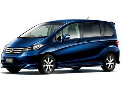 Honda Freed I 2008 - 2016 Compact MPV #4