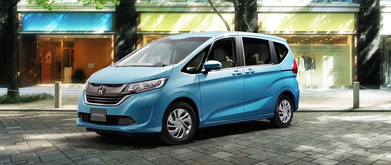 Honda Freed I 2008 - 2016 Compact MPV #5