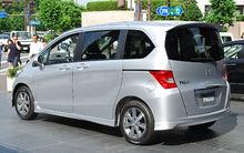 Honda Freed I 2008 - 2016 Compact MPV #3