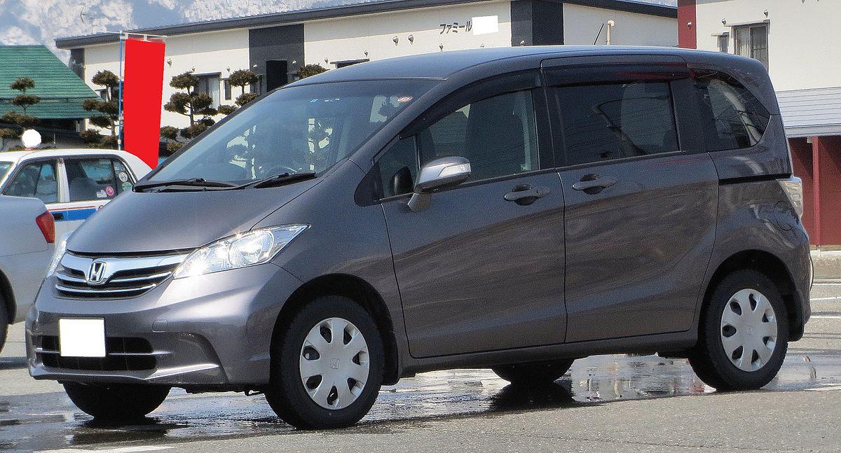 Honda Freed I 2008 - 2016 Compact MPV #8
