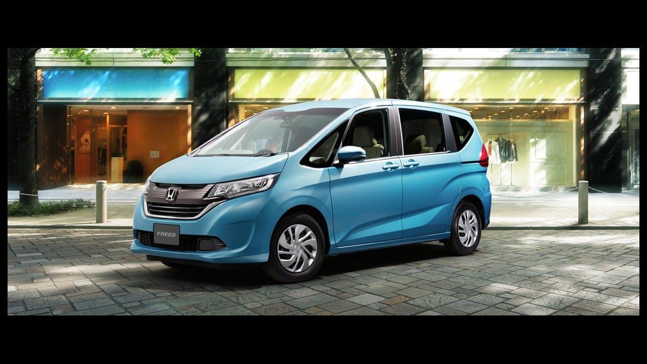 Honda Freed II 2016 - now Compact MPV #5