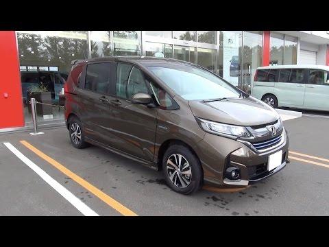 Honda Freed II 2016 - now Compact MPV #2