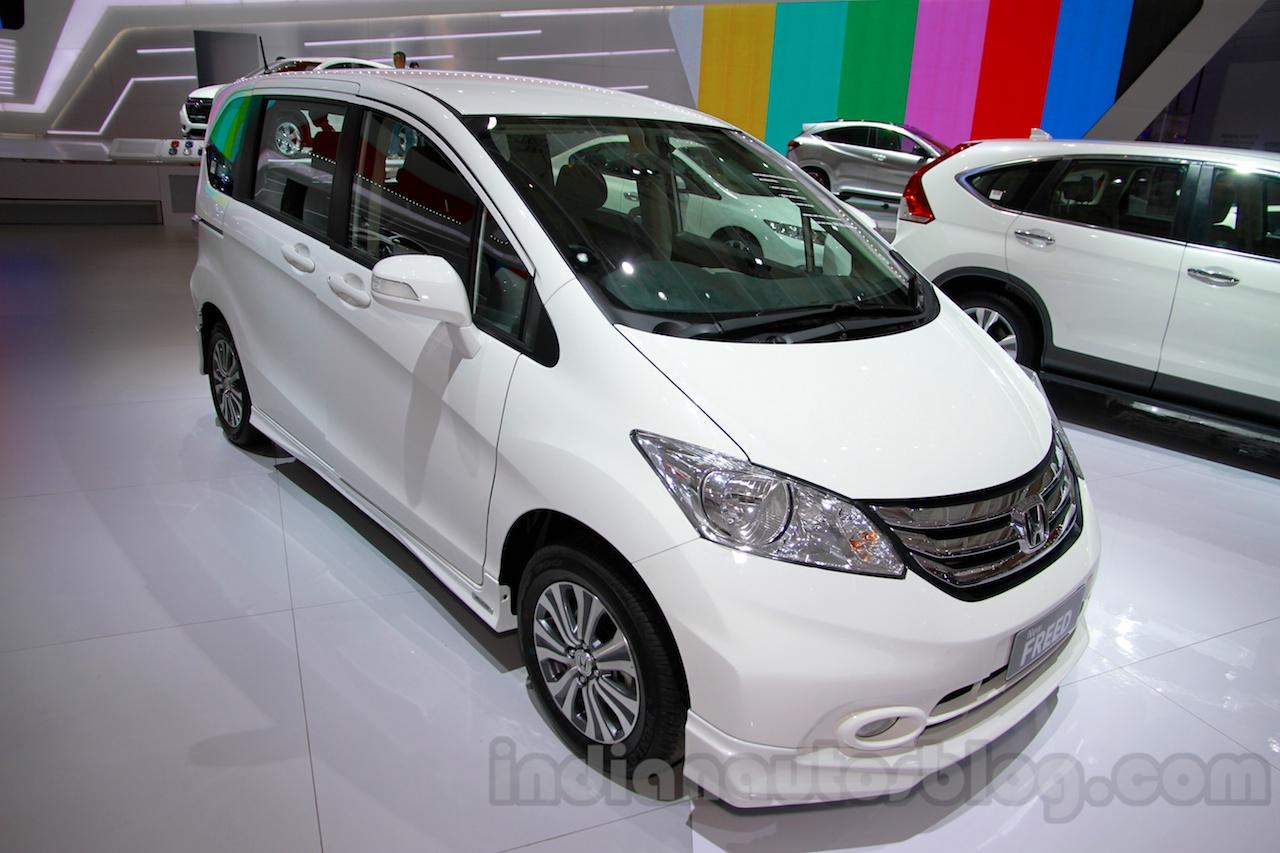 Honda Freed II 2016 - now Compact MPV #4