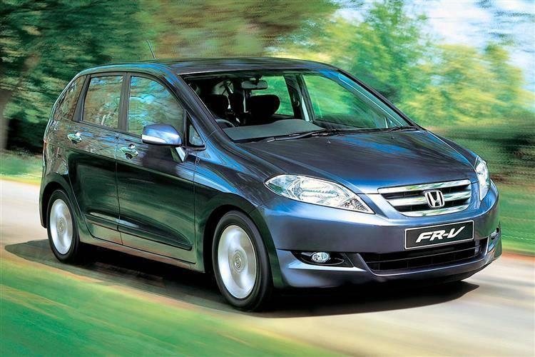 Honda FR-V 2004 - 2009 Compact MPV #7