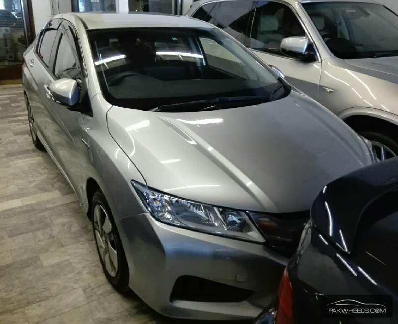 Honda Grace I 2014 - now Sedan #3