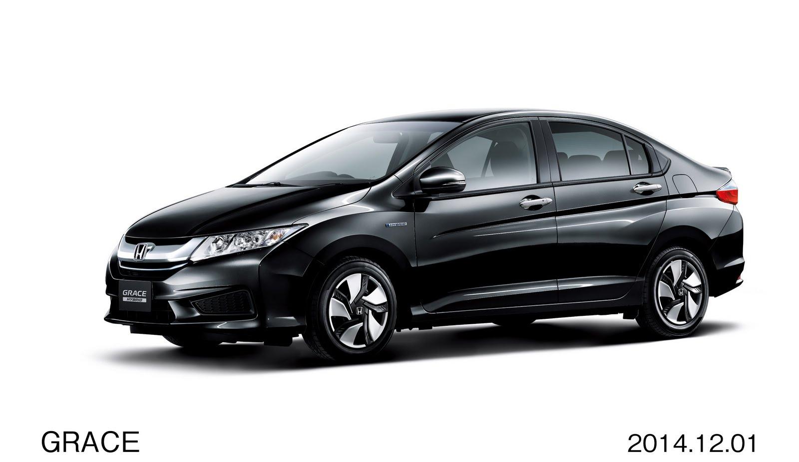 Honda Grace I 2014 - now Sedan #7