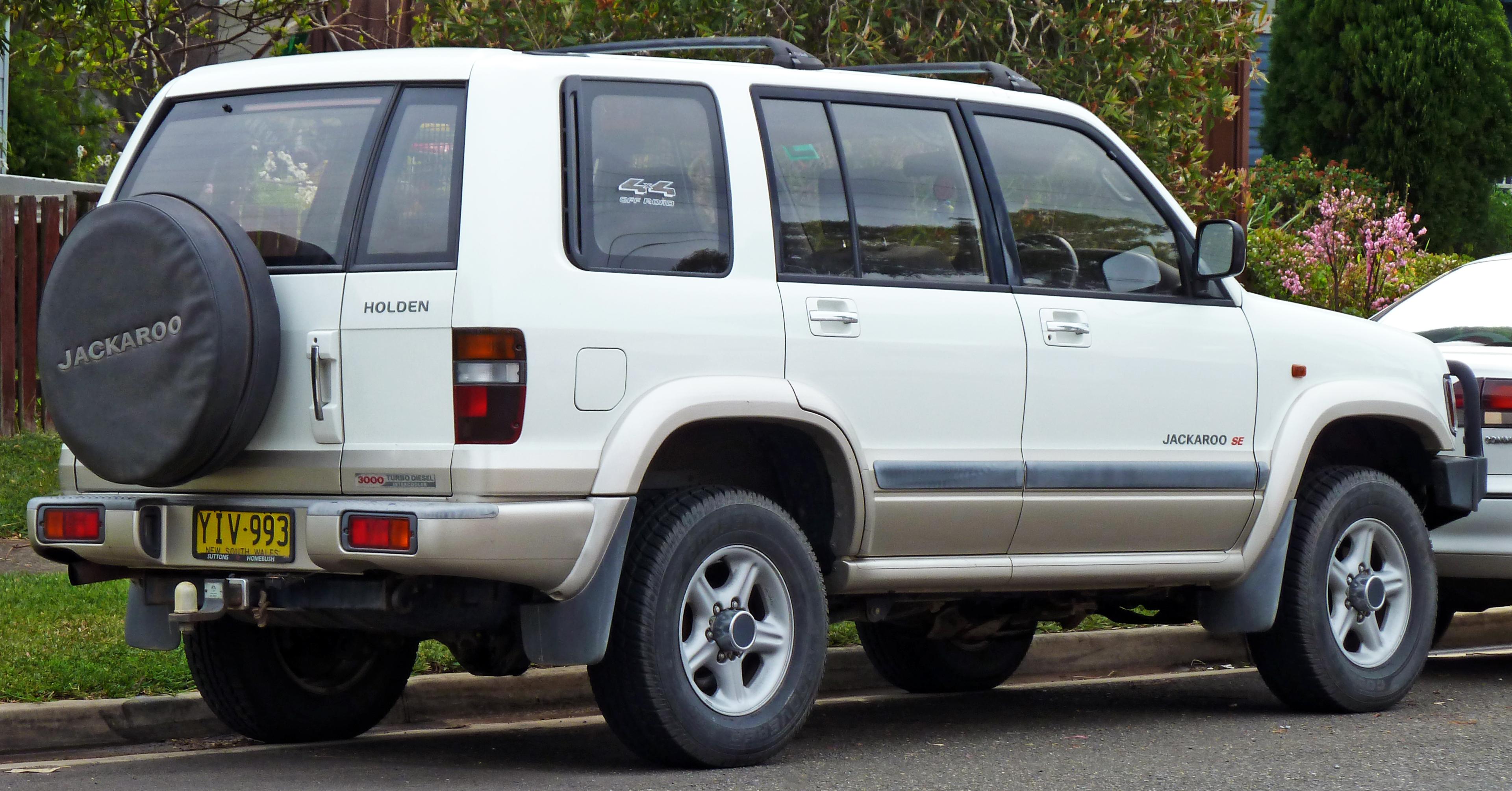 Honda Horizon 1994 - 1999 SUV 5 door #1
