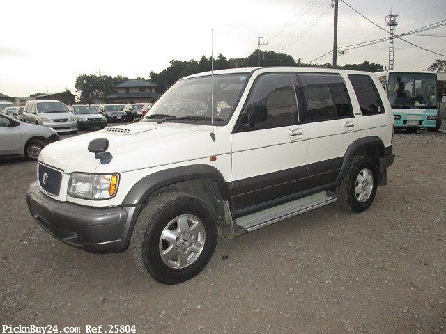 Honda Horizon 1994 - 1999 SUV 5 door #3