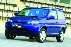 Honda HR-V I 1998 - 2001 SUV 3 door #6