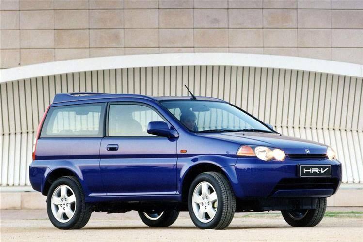 Honda HR-V I 1998 - 2001 SUV 3 door #7