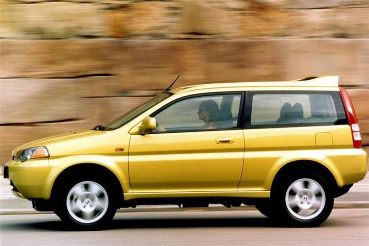 Honda HR-V I Restyling 2001 - 2006 SUV 5 door #6