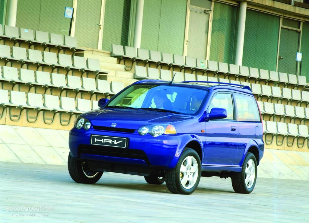 Honda HR-V I Restyling 2001 - 2006 SUV 3 door #3