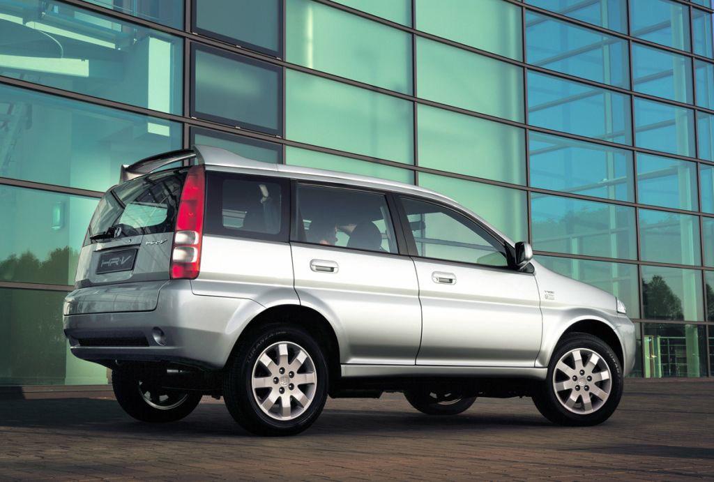 Honda HR-V I Restyling 2001 - 2006 SUV 5 door #1