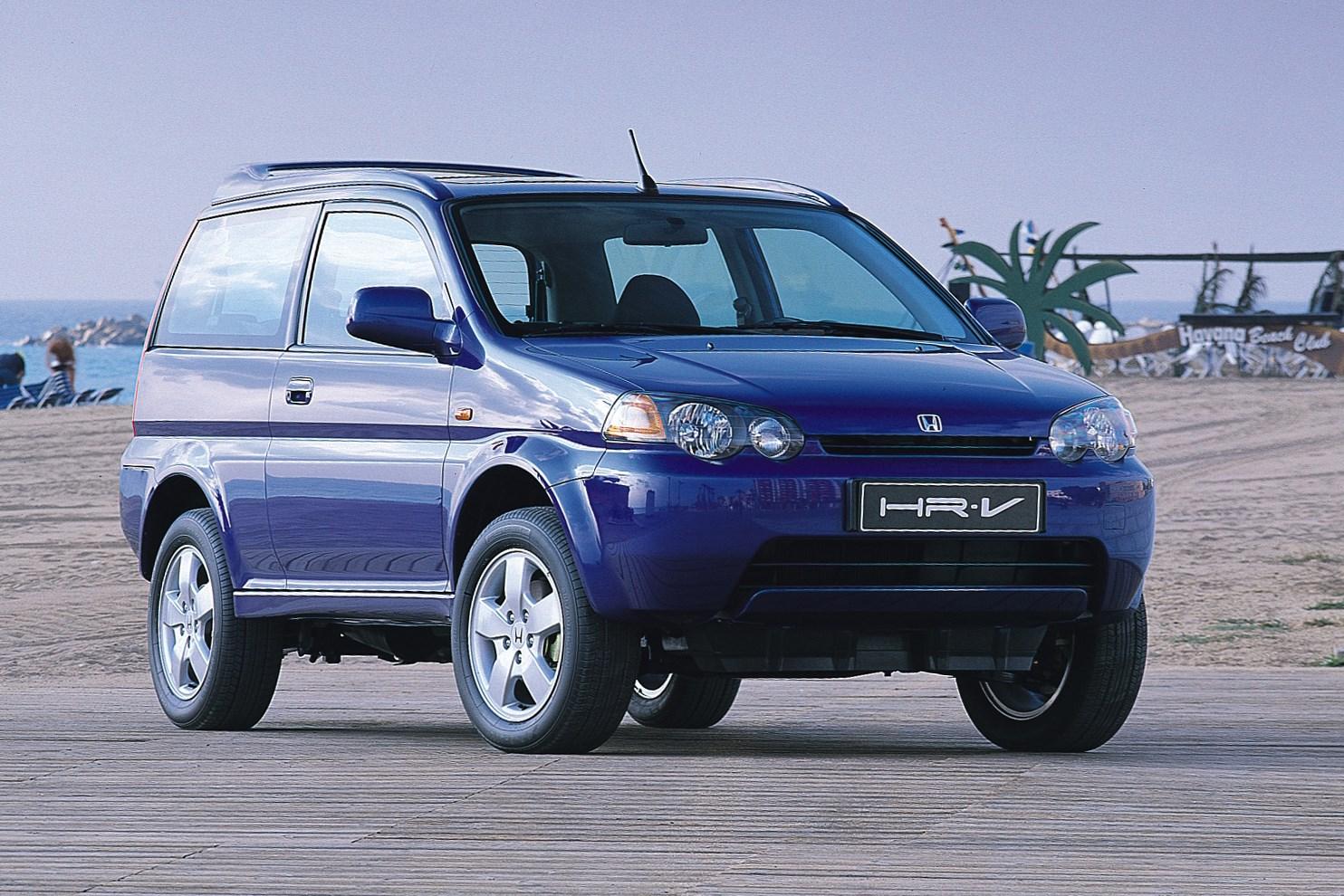Honda HR-V I Restyling 2001 - 2006 SUV 5 door #4