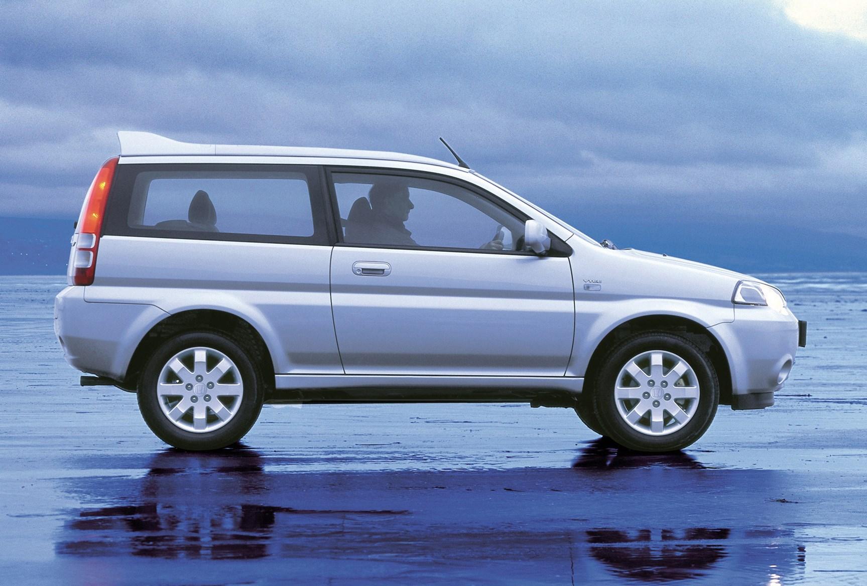 Honda HR-V I 1998 - 2001 SUV 3 door #2