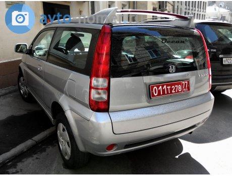 Honda HR-V I Restyling 2001 - 2006 SUV 5 door #2