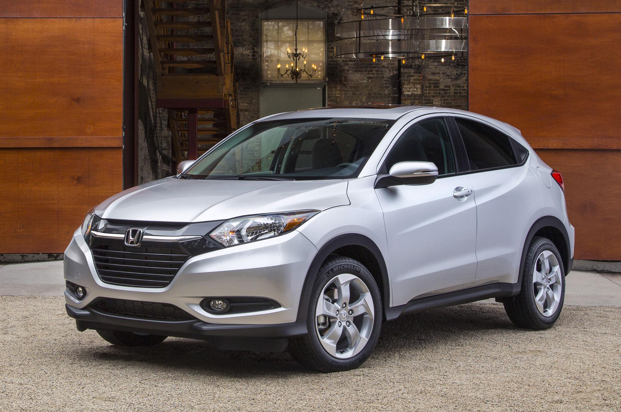 Honda HR-V II 2015 - now SUV 5 door #2