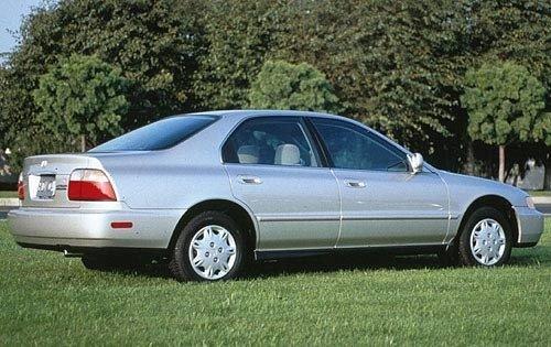 Honda Torneo 1997 - 2002 Sedan #3