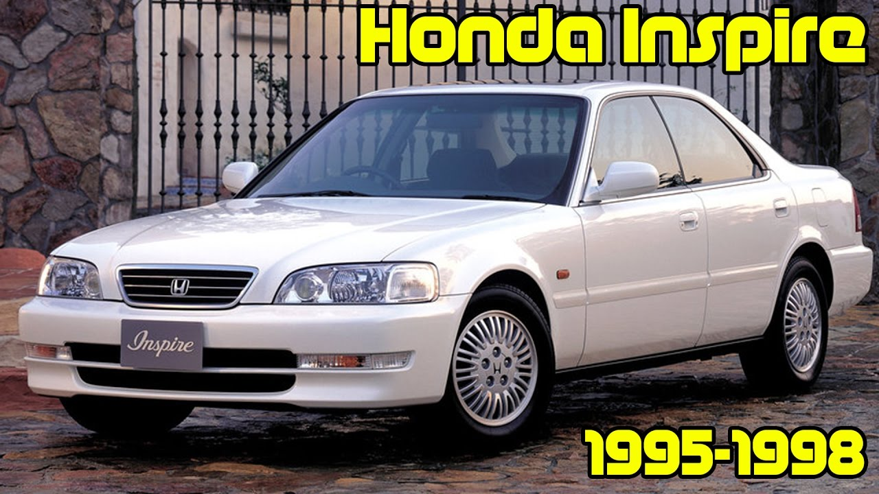 Honda Saber I 1995 - 1998 Sedan #7