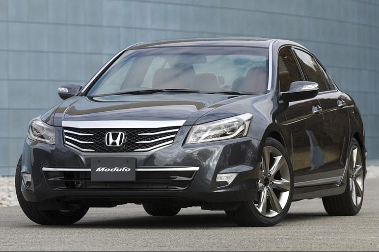 Honda Inspire V Restyling 2010 - 2012 Sedan #4