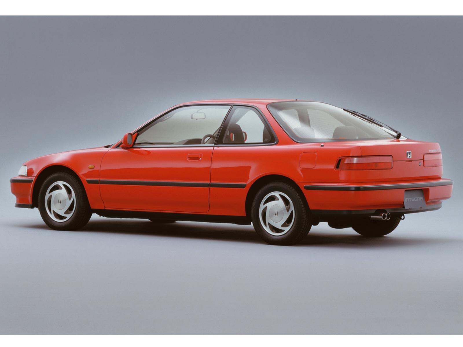 Honda Integra I 1985 - 1989 Sedan #4