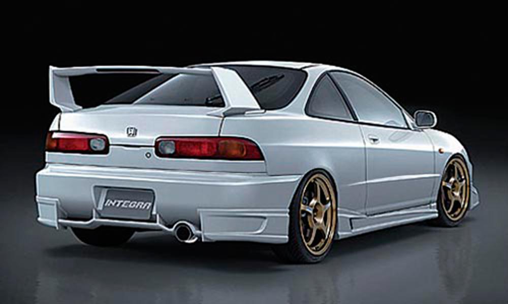 Honda Integra SJ 1996 - 2001 Sedan #2