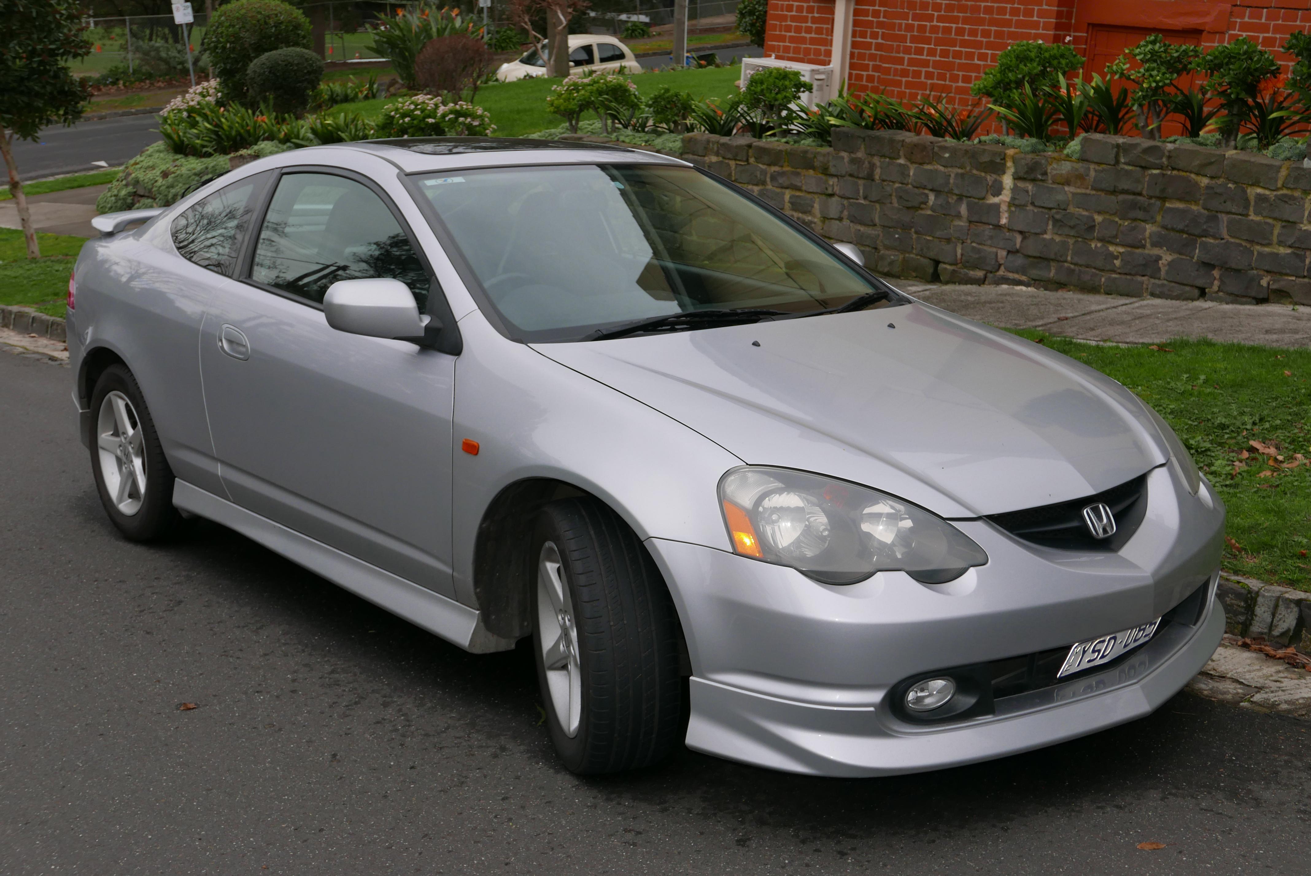 Honda Integra SJ 1996 - 2001 Sedan #3