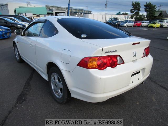 Honda Integra IV Restyling 2004 - 2006 Coupe #2