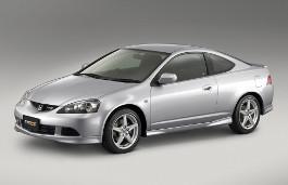 Honda Integra IV Restyling 2004 - 2006 Coupe #4