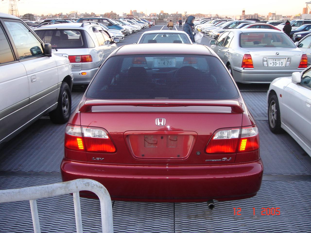 Honda Integra SJ 1996 - 2001 Sedan #5