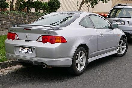 Honda Integra SJ 1996 - 2001 Sedan #4
