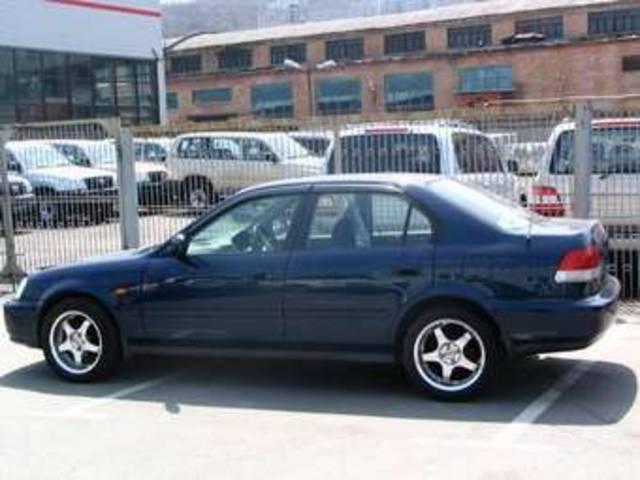 Honda Integra SJ 1996 - 2001 Sedan #8