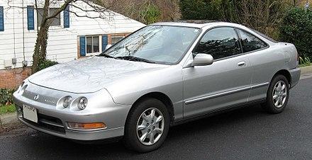 Honda Integra SJ 1996 - 2001 Sedan #7