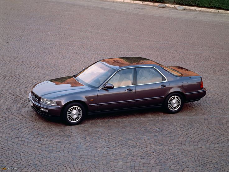 Honda Legend I 1985 - 1990 Coupe #2