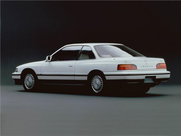 Honda Legend I 1985 - 1990 Coupe #1