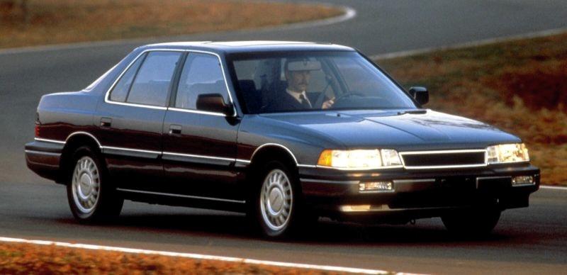 Honda Legend I 1985 - 1990 Coupe #4
