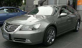 Honda Legend IV Restyling 2008 - 2012 Sedan #7