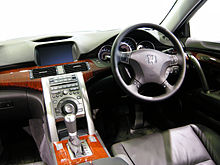 Honda Legend IV Restyling 2008 - 2012 Sedan #5
