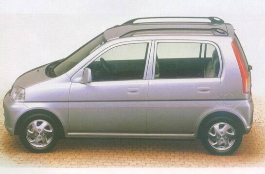 Honda Life II 1997 - 1998 Hatchback 5 door #3