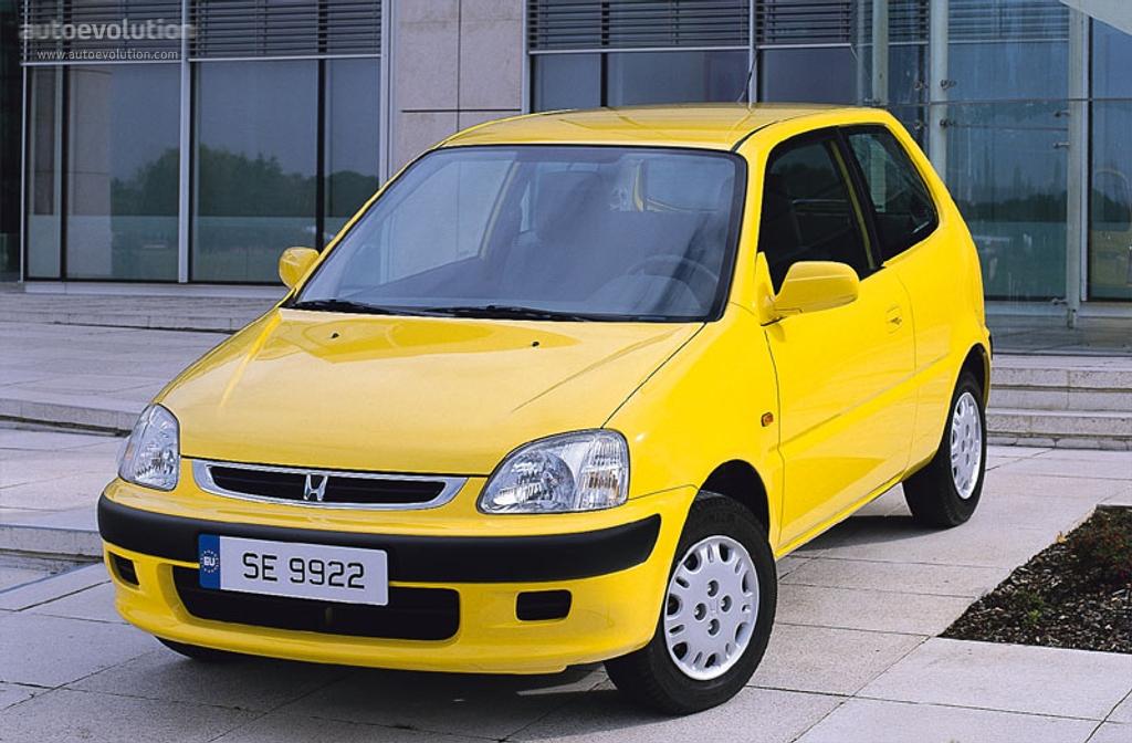 Honda Logo 1996 - 2001 Hatchback 3 door #7