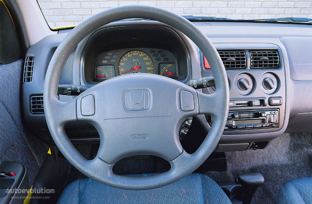 Honda Logo 1996 - 2001 Hatchback 3 door #5