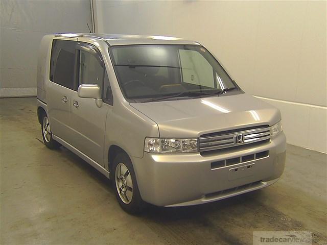 Honda Mobilio Spike 2002 - 2005 Compact MPV #3