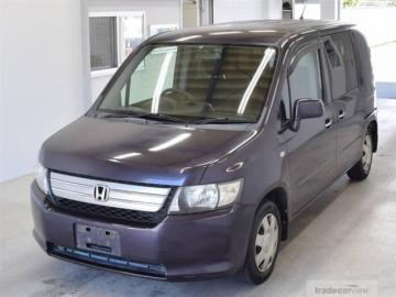 Honda Mobilio Spike 2002 - 2005 Compact MPV #2