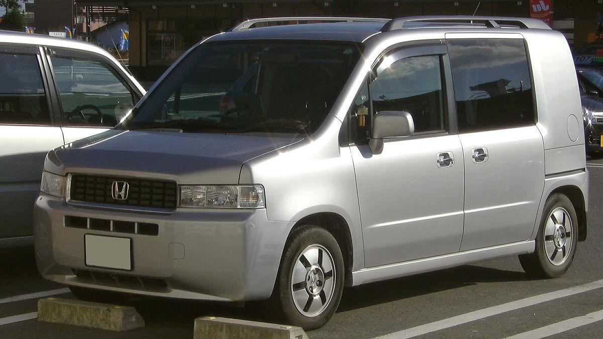 Honda Mobilio Spike 2002 - 2005 Compact MPV #7