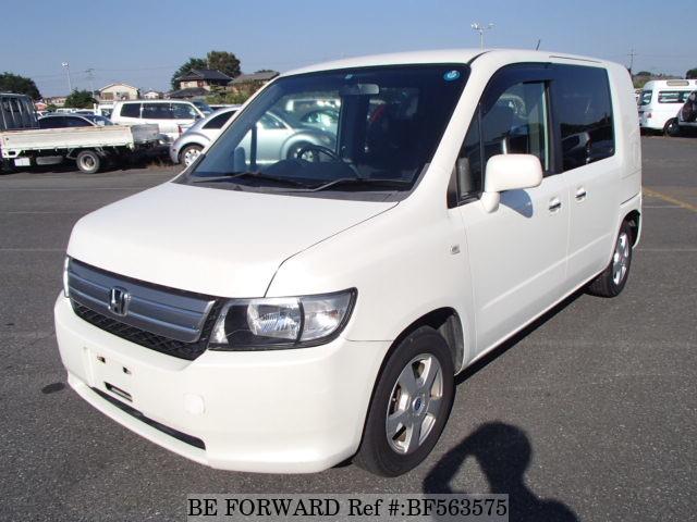 Honda Mobilio Spike 2005 - 2008 Compact MPV :: OUTSTANDING ...