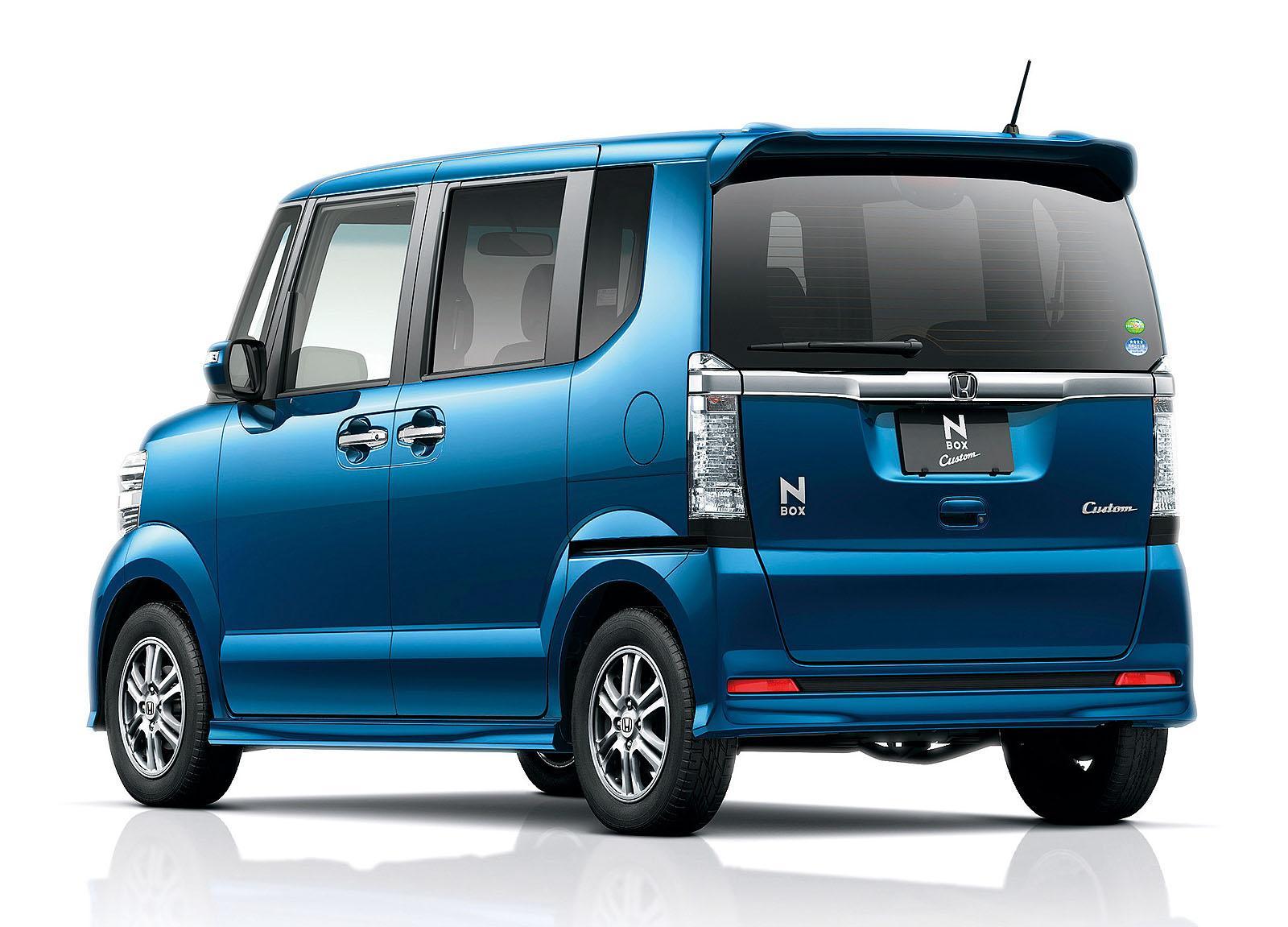 Honda N-BOX I 2011 - 2015 Hatchback 5 door #7