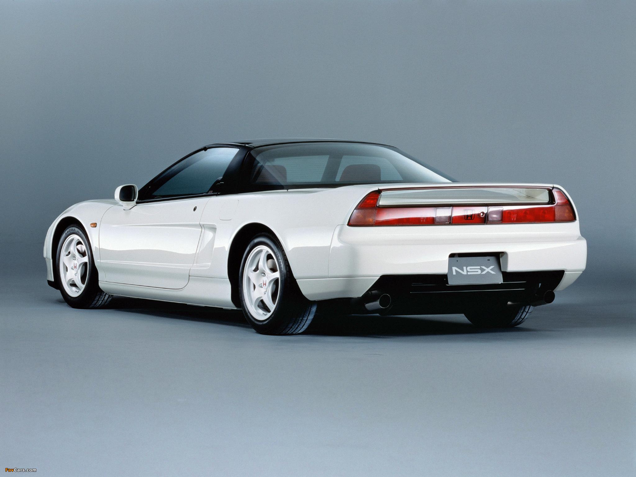 Honda NSX I 1990 - 2005 Coupe #4