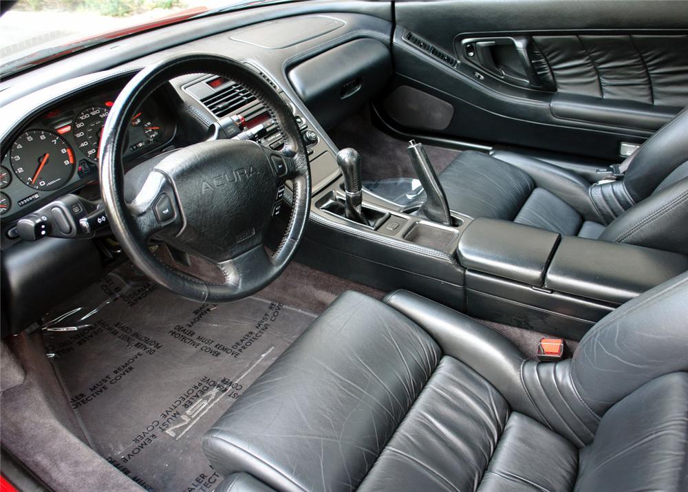 Honda NSX I 1990 - 2005 Coupe #3